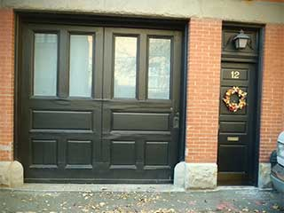 Garage door for Valentine's Day | Garage Door Repair Stamford, CT